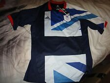 Adidas Team Gb Olympic 2012 T Shirt Size M Rare