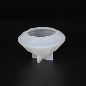 Diamond-Silicone-Mold-Resin-Jewelry-Making-Mould-Epoxy-Pendant-Craft-DIY-Tool