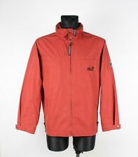 Jack Wolfskin Hidden Hood Men Women Jacket Coat Size M, Genuine