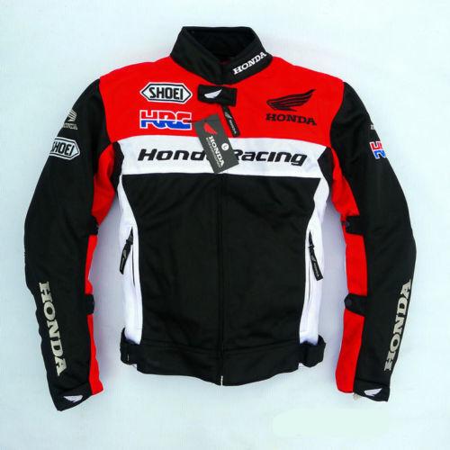 Hot Honda Motorcycle Jacket Vest Honda with Single Protection different sizes