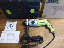 710W 3-Function Rotary Hammer Drill 110V WORX Professional WU330L