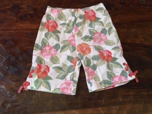 Gymboree capri crop pants EUC 3 6 18 24 4 5 Strawberry Fields Candy Apple choice