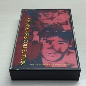 China-Crisis-Collection-Album-On-Cassette-Tape-TESTED
