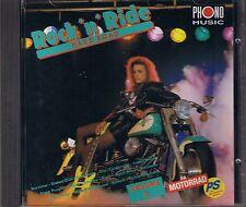 Rock'n'Ride Vol. 09 Hard Road CD Various Audiophile Rar