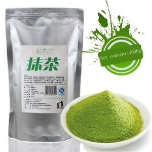 Chinese 1000g Matcha Green Tea Powder 100% Natural Organic Slimming Weight Loss