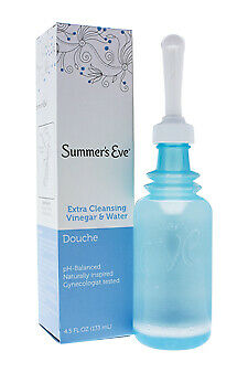 Summer's Eve Douche Extra Cleansing Vinegar and Water 1 Each for sale  online | eBay