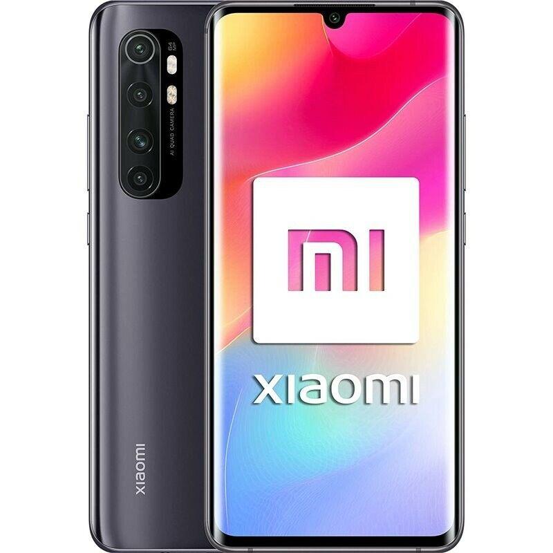 xiaomi: Smartphone Xiaomi Mi Note 10 Lite 128GB 6GB RAM Dual Sim BLACK Global Banda20