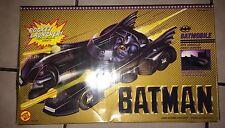 1989 Batman BatMobile Toy Biz BOX ONLY no BatMobile