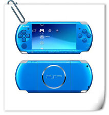 SONY PSP 300X PlayStation Portable Slim System Console Vibrant Blue