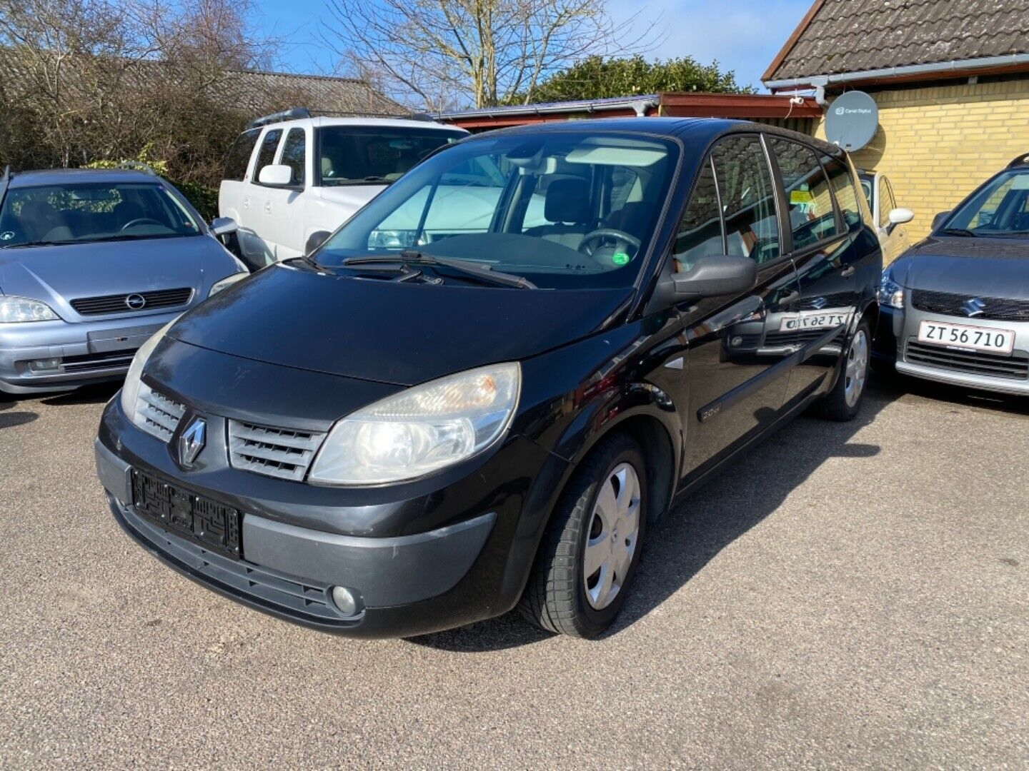 Renault Grand Scenic I 2,0 Expression 7prs 5d