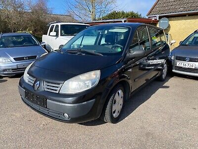 Annonce: Renault Grand Scenic I 2,0 Expr... - Pris 24.800 kr.
