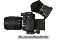 """Nikon D800 LCD viewfinder screen magnifier for 3.0X LCD 3.2 """"  Canon 5D MKIII"""
