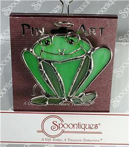 Dozen Spoontiques Pin Art NEW Ceramic Teacher