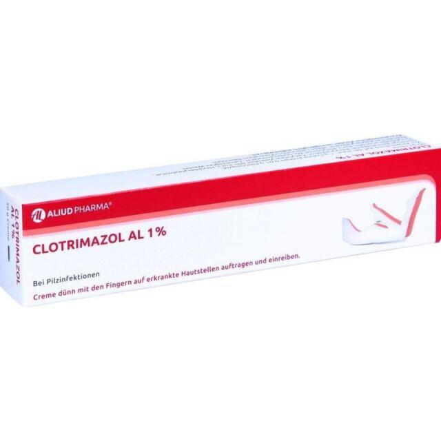 Clotrimazol AL 1 % Creme   50 g   PZN4941509
