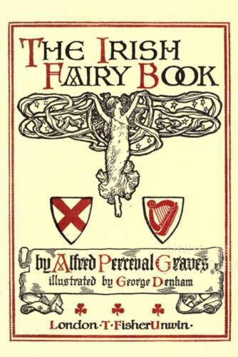 FOLKLORE IRELAND LOCAL MYTHS FAIRY TALES IRISH MYTHOLOGY 133 OLD BOOKS ON DVD
