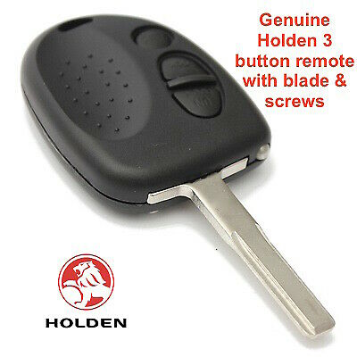 Remote Key Shell fit for HOLDEN VR VS VU UTE COMMODORE Case Fob 1 Button Replace