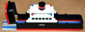 Lego - 343 Train Ferry von 1968 mit Box/BA - Gebraucht in sehr gutem Zustand !