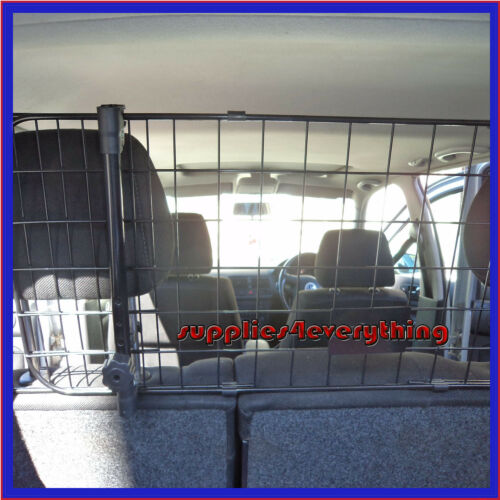 02-10 QUALITY HEADREST WIRE MESH DOG GUARD CITROEN C3