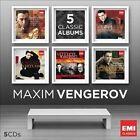 Maxim Vengerov: 5 Classic Albums (CD, Jul-2013, 5 Discs, EMI Classics)
