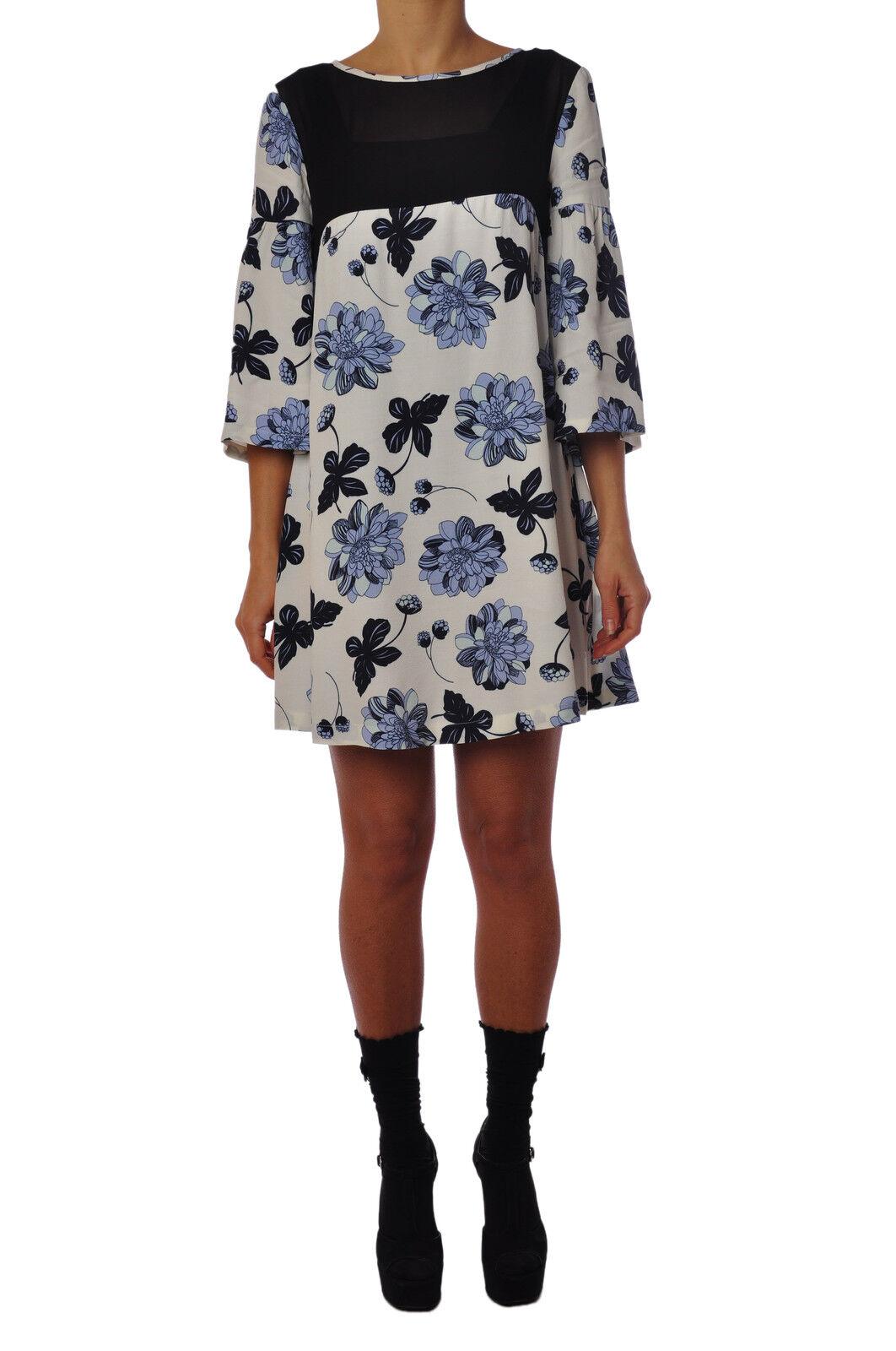 Twin  Set-longitud-Mujer-m - Azul - 1254301b160445  artículos de promoción