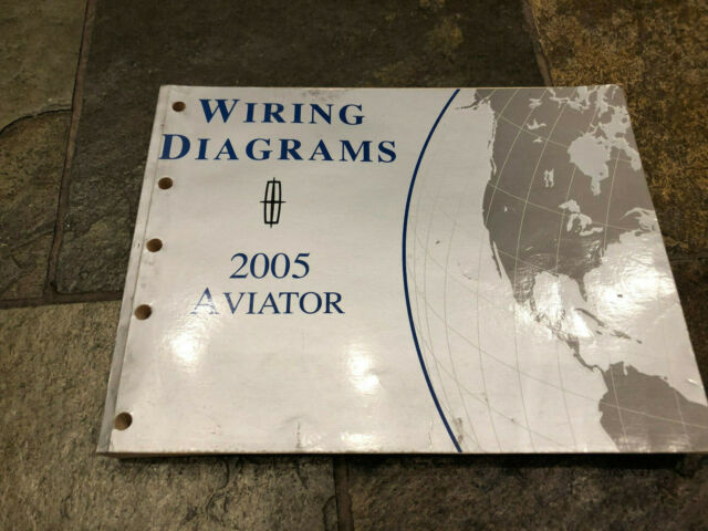 2005 Lincoln Aviator Wiring Diagrams Electrical Service