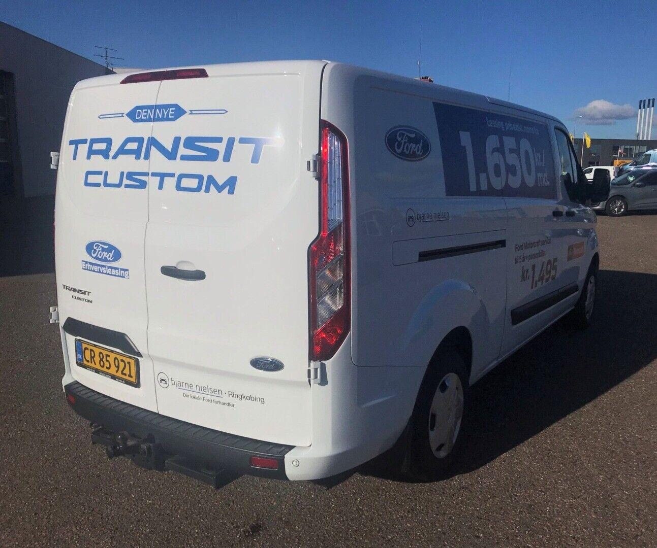 Ford Transit Custom 300L 2,0 TDCi 170 Trend - billede 4