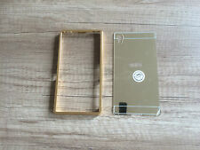 Sony experia z1 cover Gold