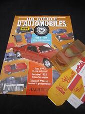 AC923 SOLIDO HACHETTE FIAT X 1/9 1975 1/43 UN SCIECLE D'AUTOMOBILES