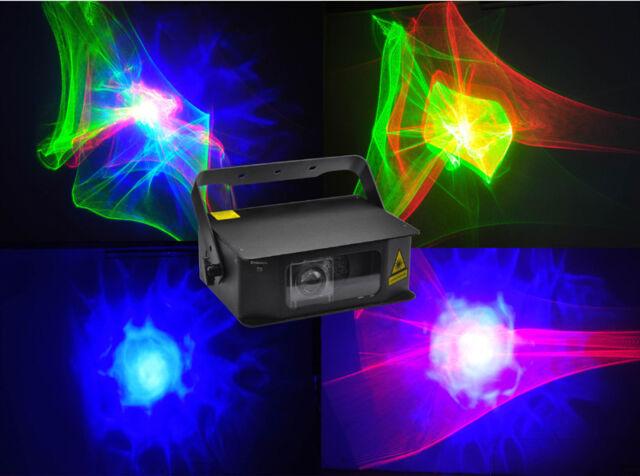 Rgb Color Aurora Led Laser Stage
