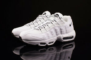 reputable site 1a0b2 0c117 Image is loading Nike-Air-Max-95-OG-White-Black-Supreme-