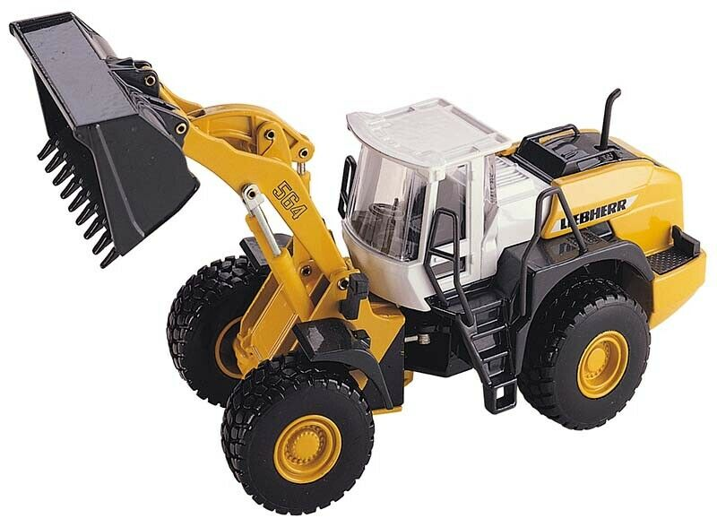 Centro comercial profesional integrado en línea. Joal 263 Liebherr L564 Wheel Loader 1 50 50 50 Die-cast MIB  punto de venta de la marca