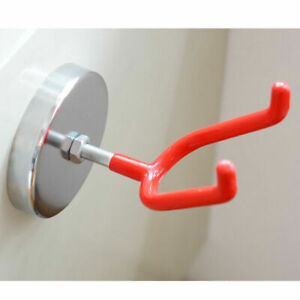 Magnetic-Paint-Spray-Gun-Holder-Stand-Wall-Mount-Hook-Booth-Cup-Gravity-Feed