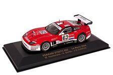 IXO 1/43 2004 Ferrari 575 GTC #62 Le Mans