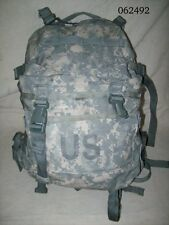 Assault Pack Backpack Bag - Molle - ACU Digital Grey Pattern - US Army Issue