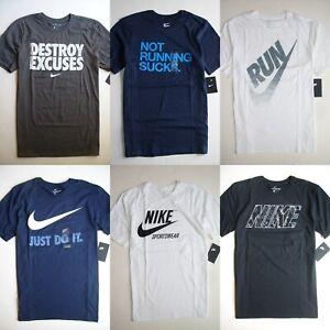 Détails sur Hommes Nike T shirt coupe athlétique couleurs assorties Tailles S M L XL XXL Neuf avec étiquettes afficher le titre d'origine