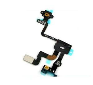 New-Proximity-Light-Sensor-Power-Button-Flex-Cable-Ribbon-For-Apple-iPhone-4s