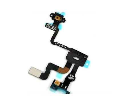 New Proximity Light Sensor Power Button Flex Cable Ribbon For Apple iPhone 4s