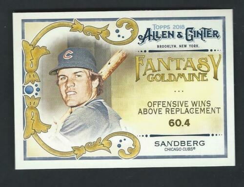 2018 Topps Allen /& Ginter inserts PICK FROM LIST Fantasy Goldmine Moon Beaches