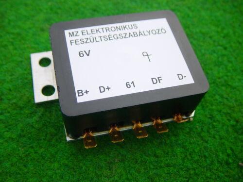 Spannungsregler Regler elektronisch 6V  MZ TS150 ES125 ES175 usw 7277 ES150