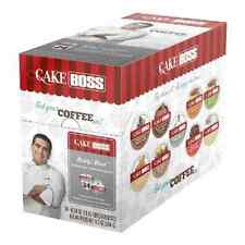Cake Boss Single-cup Coffee for Keurig K-Cup Brewers, Buddy's Blend, 24-count