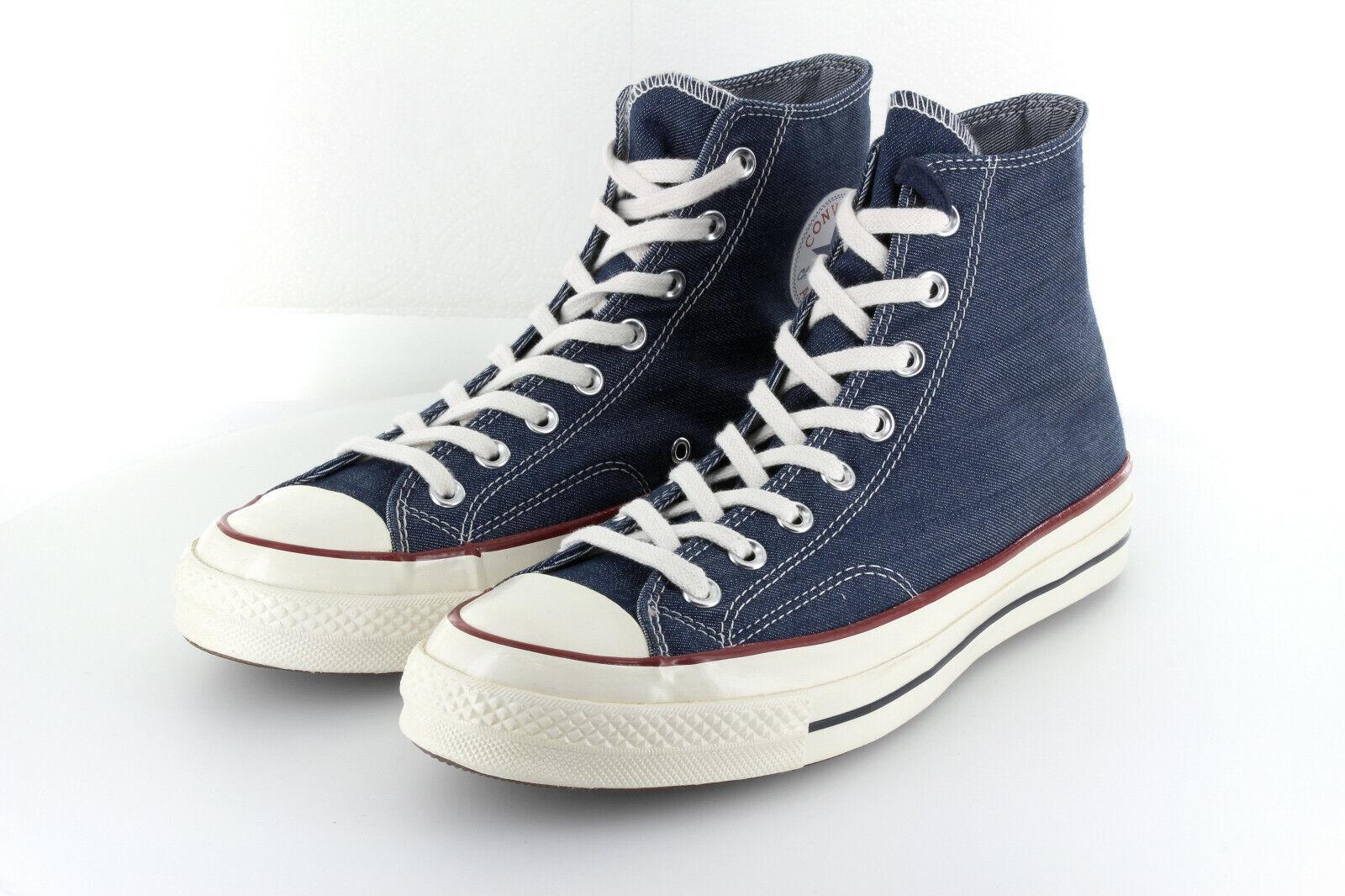 Converse Chuck Taylor AS Hi 70s bluee Denim Limited Edition  42,5   43,5 US9