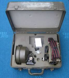 Cameras & Photo Valise+batterie+montage+ Binocular Cases & Accessories Bw Infrarot-scheinwerfer-satz Fero 51