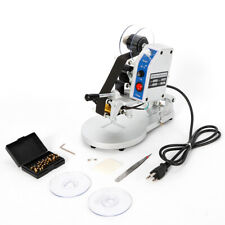 Manual Ribbon Coding Hot Foil Stamping Machine Date Code Printer 10 80 Timesmin