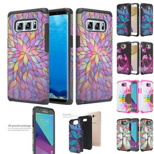 Protective-Shockproof-Hybrid-Hard-Slim-Phone-Case-for-Samsung-Galaxy-Phones