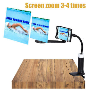 Details About Mobile Phone Hd Projection Bracket Adjustable Flexible All Angles