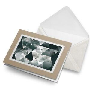 Greetings-Card-Biege-Geometric-Abstract-Sea-Water-2805