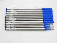 10pcs JINHAO Roller Ball Pen Refills Blue Ink