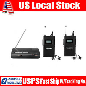 TAKSTAR-WPM-200-UHF-50m-Wireless-In-Ear-Stage-Monitor-1-Transmitter-2-Receivers