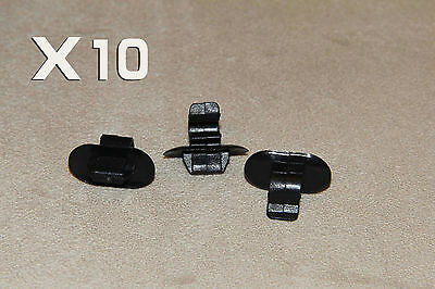6-7 MM KIA HOOD BONNET BRAKE CLUTCH PIPE&CABLE HOLDER CLIPS