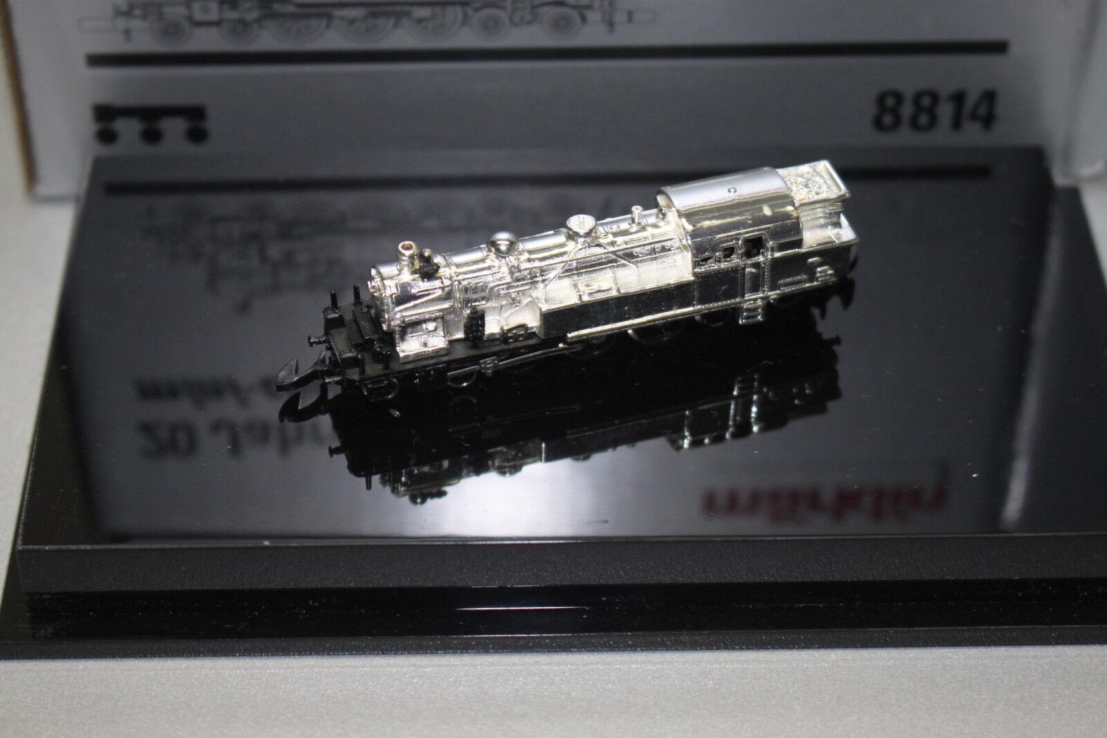 Märklin 8814 locomotiva serie siano 78 plataO Traccia Z OVP